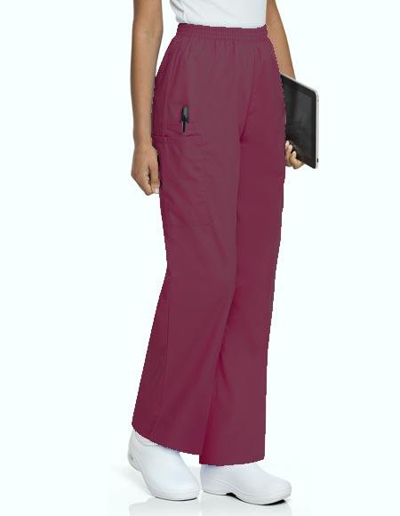 Cool Amazoncom Dickies Scrubs Women39s Petite Back Elastic Cargo Pant